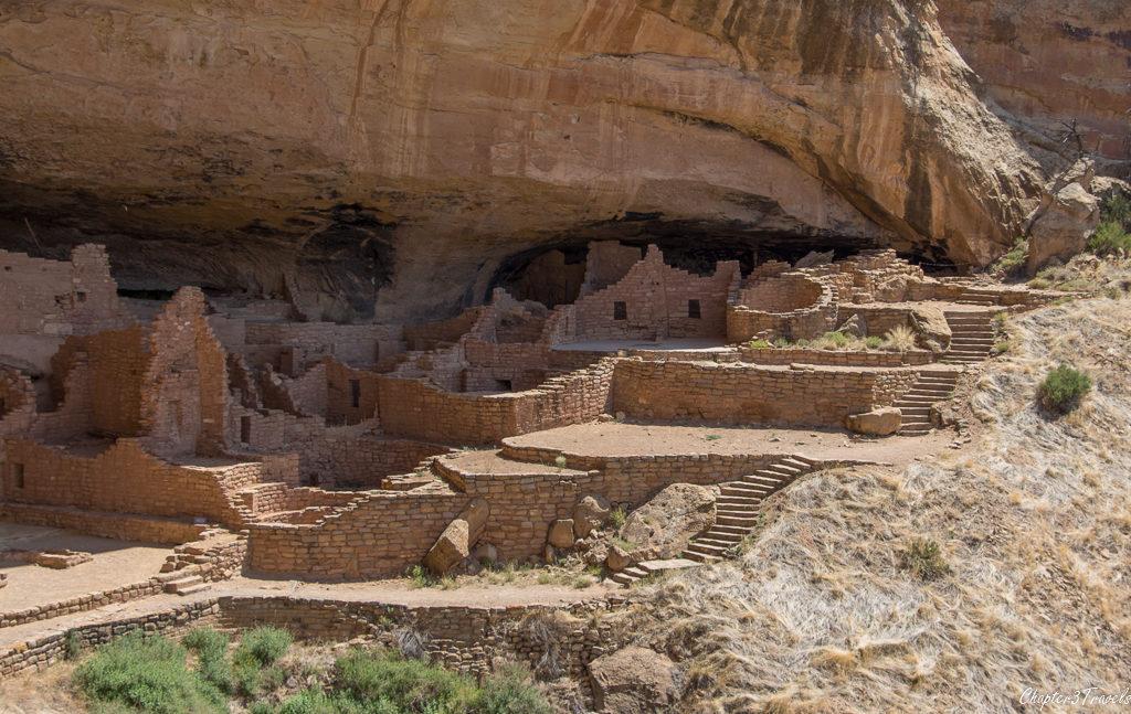 Long House at Mesa Verde National Park