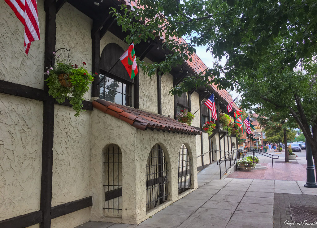 The Basque Cultural Center in Boise