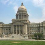 The Boise Capitol Building