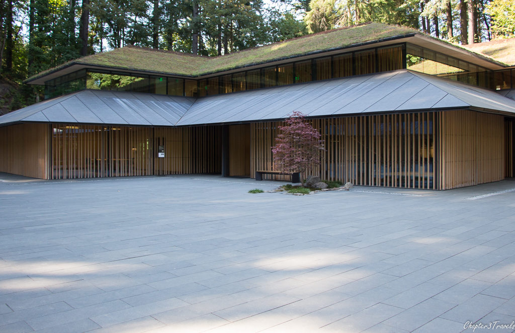 The Jordan Schnitzer Japanese Arts Learning Center at the Japanese Gardens in Portland, Oregon