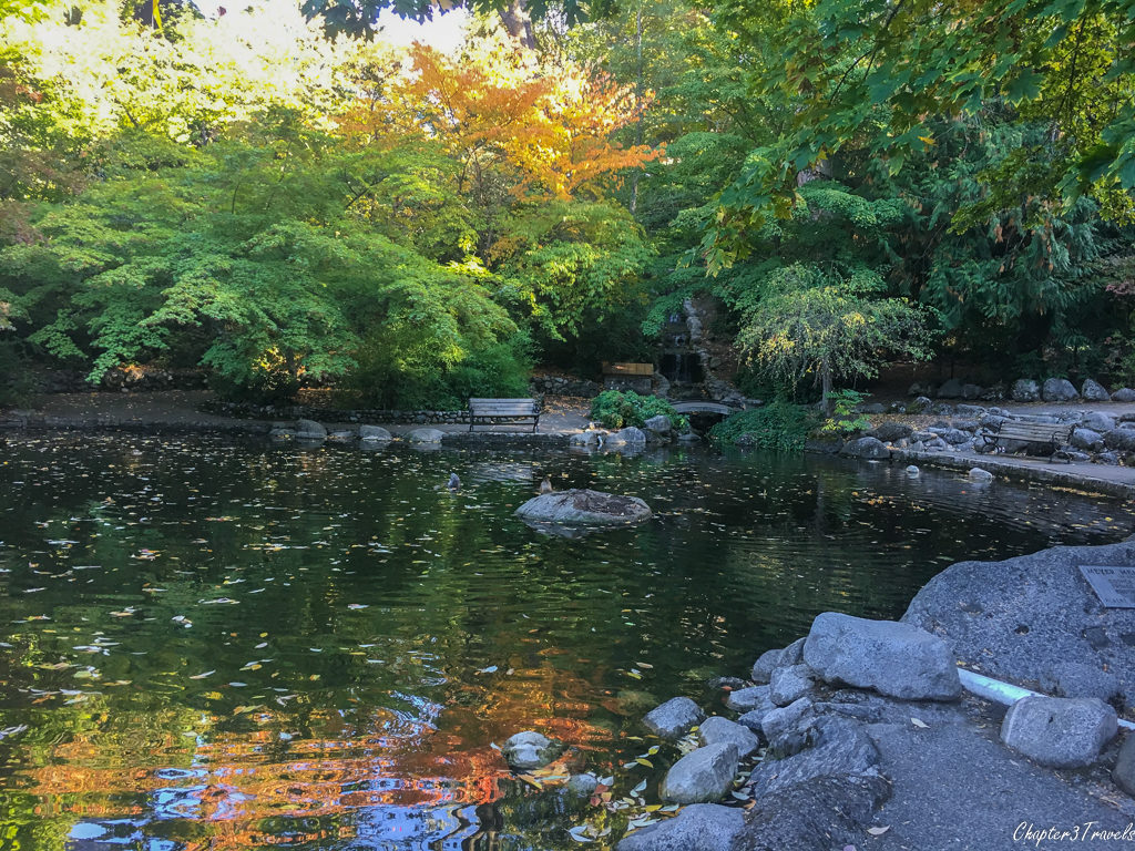 Lithia Park, Ashland, Oregon