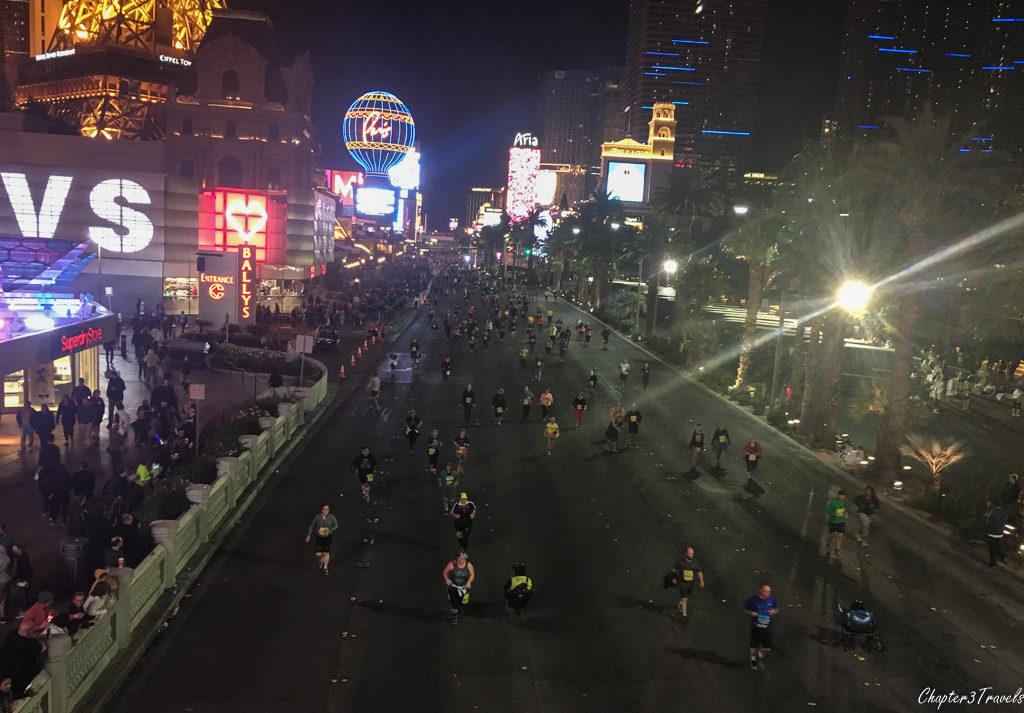 2018 Las Vegas Marathon