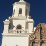 Exterior of the San Xavier del Bac Mission
