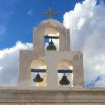 Bells at the San Xavier del Bac Mission