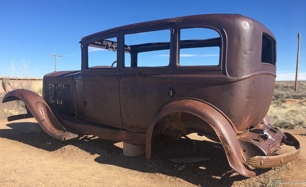Studebaker frame