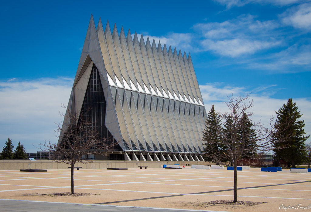 The U.S. Air Force Academy Cadet Chapel