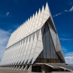 The U.S. Air Force Academy Cadet Chapel