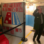 Decommissioned command and control center for Minuteman Missile