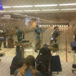 Shooting competition at USOTC