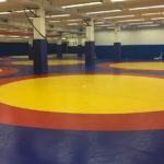 Wrestling facilities at the USOTC
