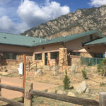Cheyenne Mountain State Park camper services building