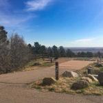 Cheyenne Mountain State Park campsites