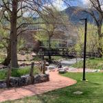 Walking path in Boulder
