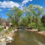 The river that runs through Boulder