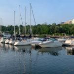 Marinas at Burlington waterfront