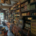 General store located at the Shelburne Museum