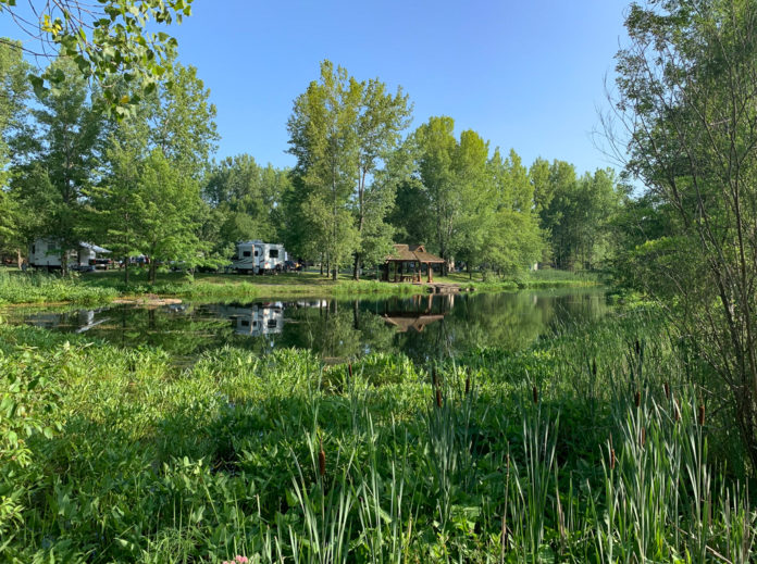 Campground Review The Villages Rv Park At Turning Stone