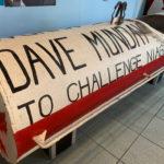 Daredevil Exhibit at Niagara Falls