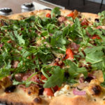 Pizza at The Filling Station