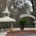 Entrance to Silver Springs State Park