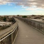 Boardwalk at Topsail Hill Preserve State Park