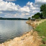 Lake at Wilson State Park