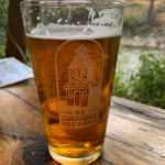 Beer at Old Schoolhouse Brewery in Winthrop, Washington