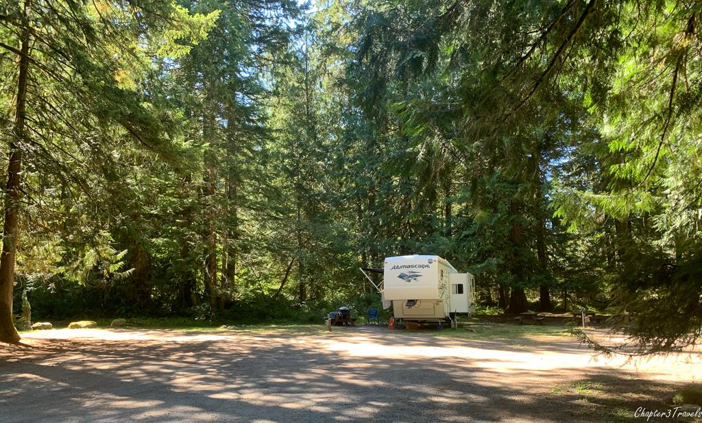 Mounthaven Resort in Ashford, Washington