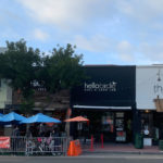 Storefronts in North Park