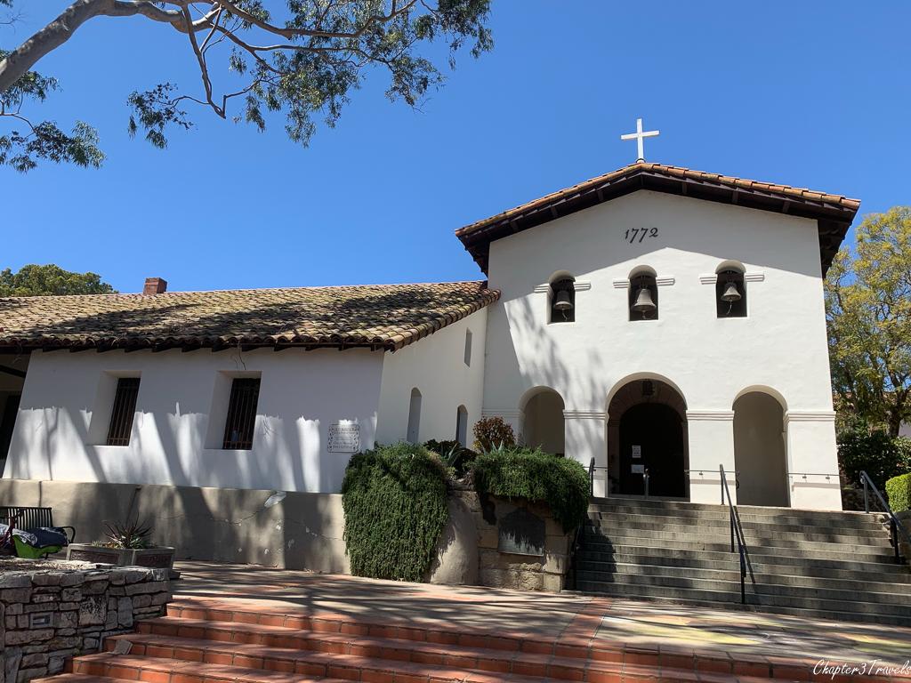 Mission San Luis Obispo de Tolosa in San Luis Obispo