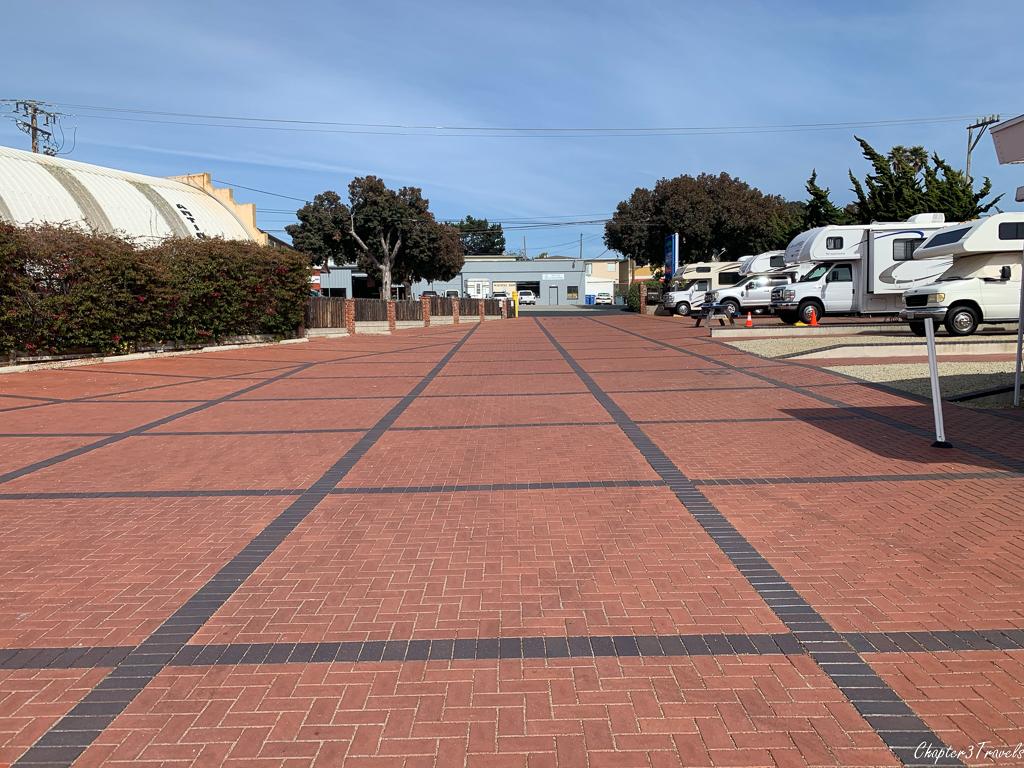Cypress Morro RV Park in Morro Bay, California